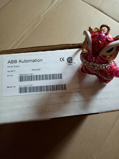 ABB SA801F 3BDH000011R1 NEW SEALED