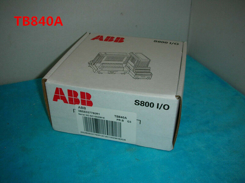 ABB TB840 3BSE021456R1 NEW SEALED
