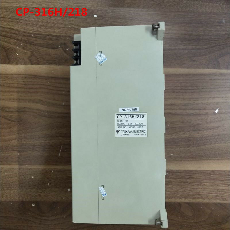 YASKAWA CP-316H/218 used and tested