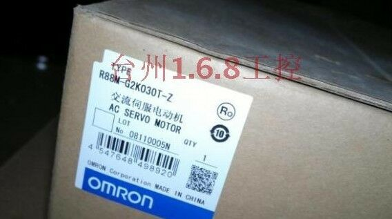 OMRON R88M-G2K030T-Z NEW SEALED