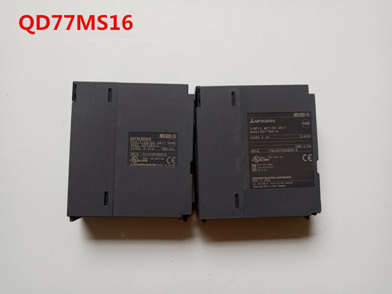 Mitsubishi QD77MS16 used and tested 1pcs