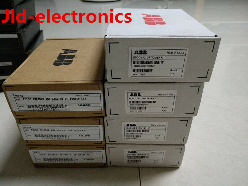 ABB FCAN-01 FCAN01 NEW SEALED1PCS