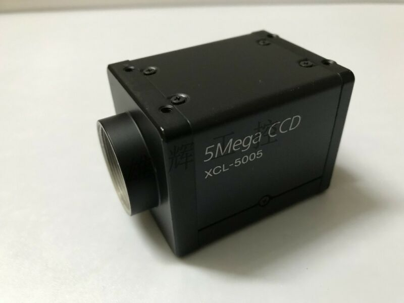 SONY XCL-5005 XCL5005 5Mega CCD Camera Module used and tested 1PCS