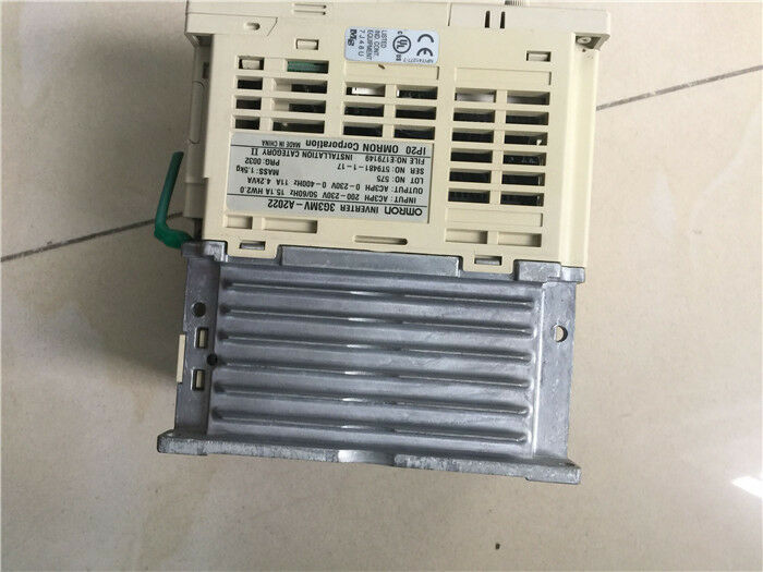 OMRON 3G3MV-A2022 3G3MVA2022 used and tested 1pcs