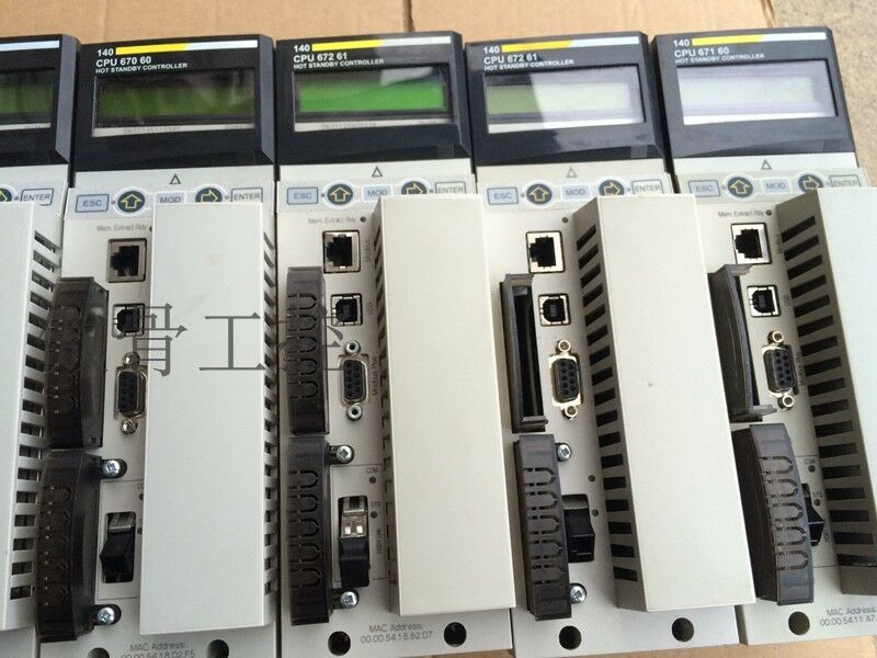 MODIC 140CPU67261 140-CPU-672-61Used and Tested 1PCS