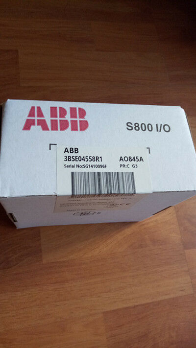 ABB AO845A 3BSE045584R1 NEW SEALED 1PCS More Than 10pcs