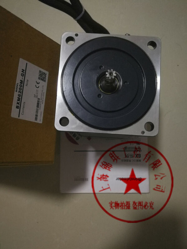 ORIENTAL MOTOR BXM6200M-GH NEW SEALED1pcs