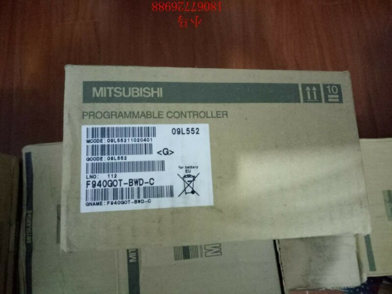 MITSUBISHI F940GOT-BWD-C NEW SEALED1pcs
