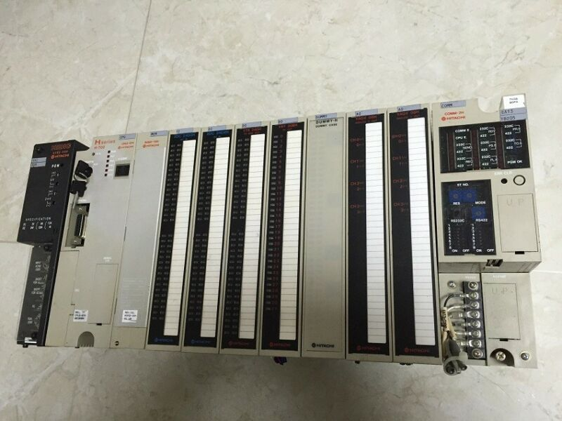 HITACHI CPU2-20h Used 1Pcs