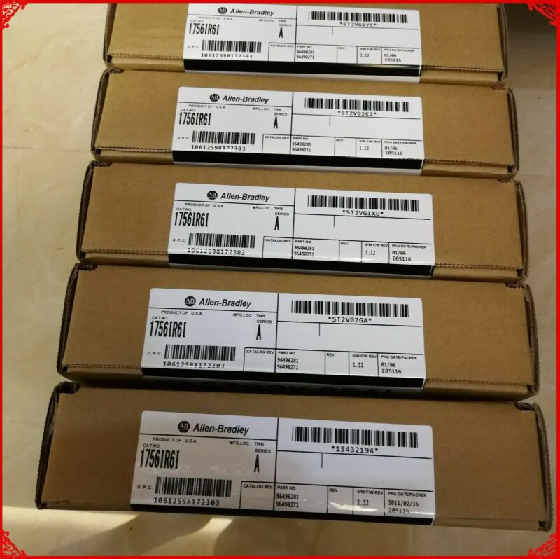 AB 1756-IR6I 1756IR6I NEW SEALED1PCS