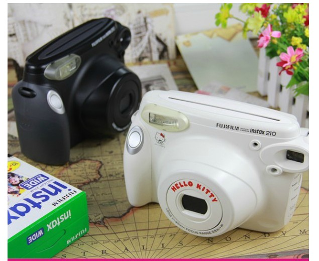 Fuji Fujifilm Instax 210 Instant Photo Polaroid Camera
