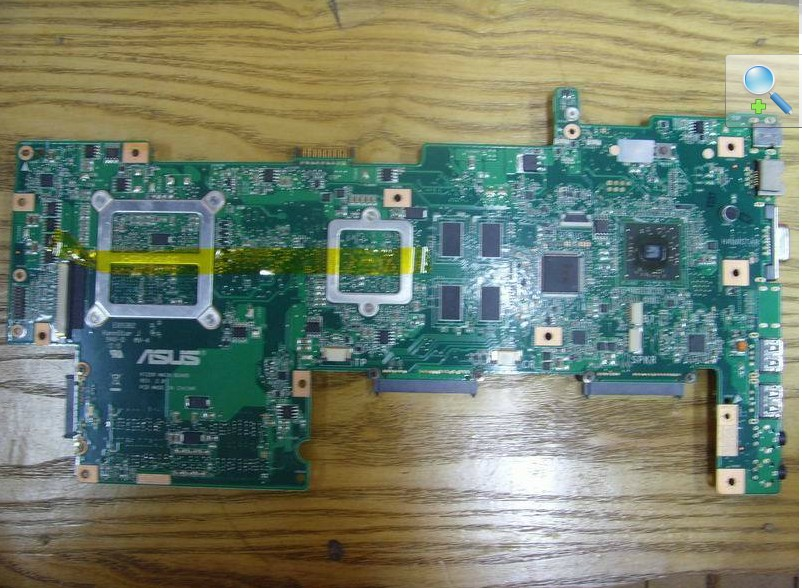 Laptop for asus k72dr motherboard DDR3 AMD Non-Integrated