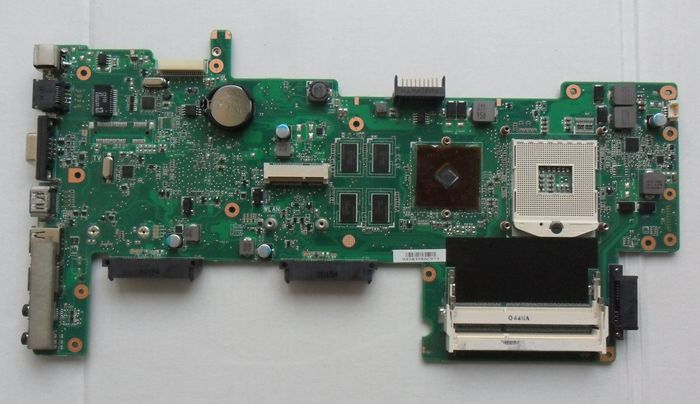 k72jr k72jk mainboard for asus k72jk latop motheroard ATI 1G ddr