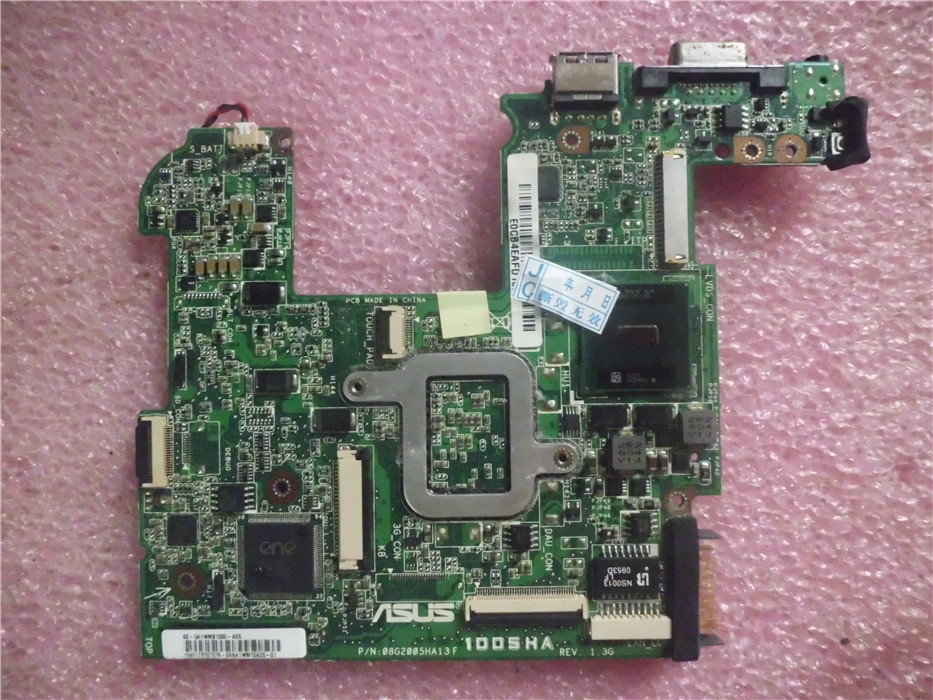 08G2005HA13Q LAPTOP MOTHERBOARD for ASUS EEE PC 1005HA