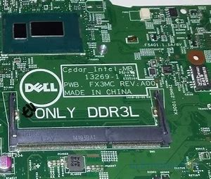 New DELL inspiron DELL 3542 3442 5749 motherboard 13269-1 PWB FX3MC REV