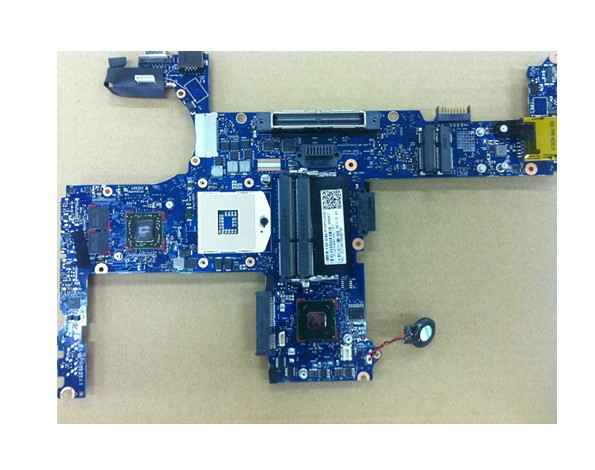 100% tested! Intel integrated motherboard for HP 6460B laptop mo