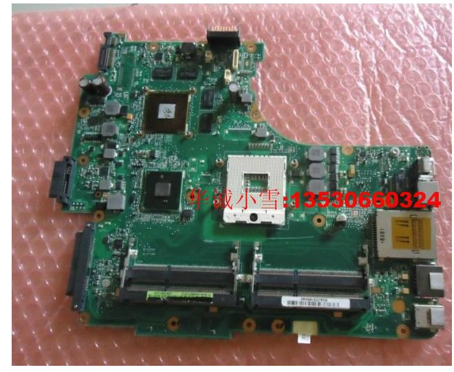 mainboard for Asus N53SV laptop Nvidia GT 540M