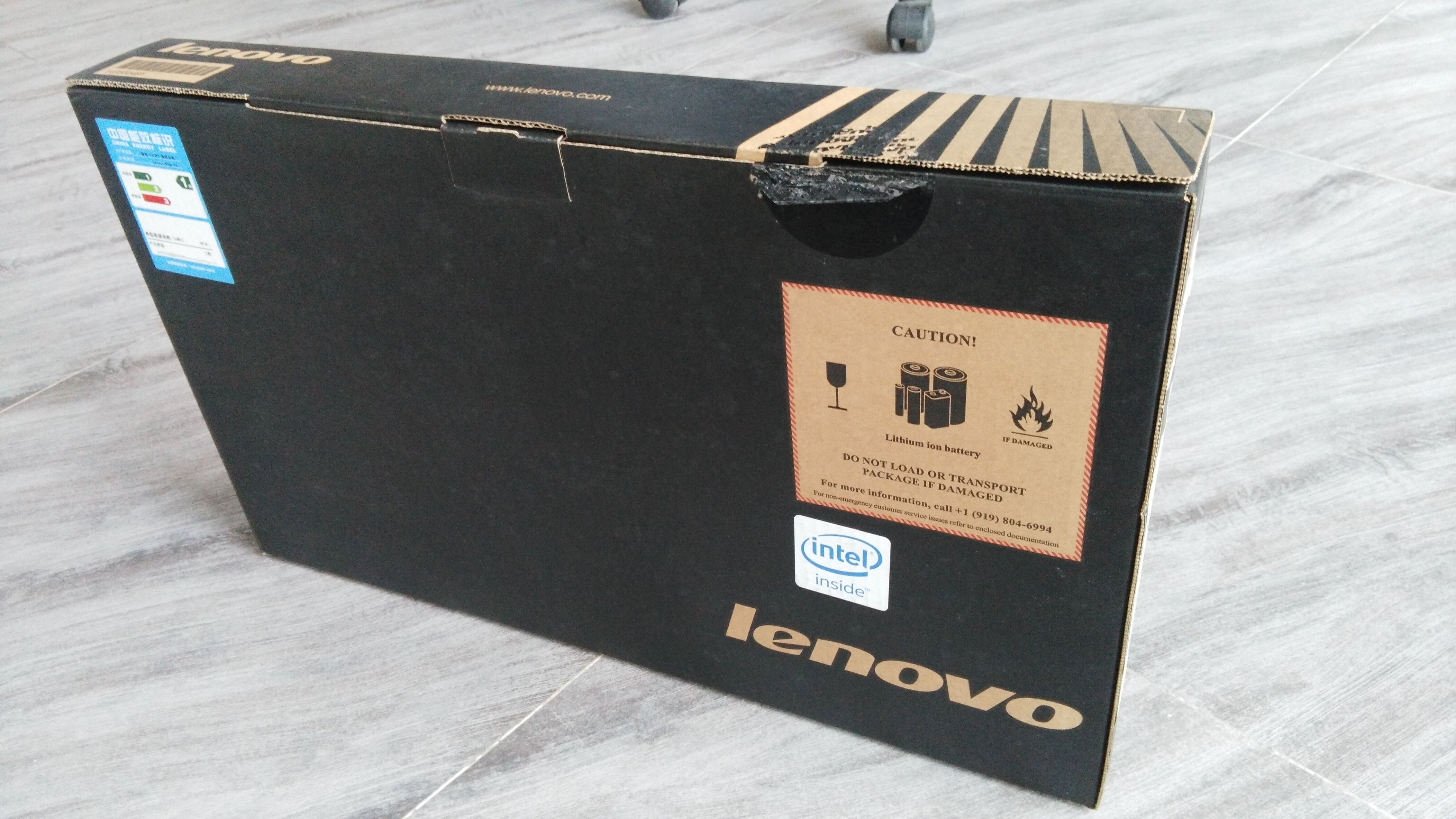"Lenovo IdeaPad Y50-70 15.6"" i7-4710HQ 2.5GHz 1TB HDD 8GB RAM LAP"
