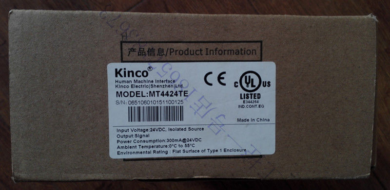 MT4424TE KINCO HMI Touch Screen 7inch 800*480 Ethernet + program cable n