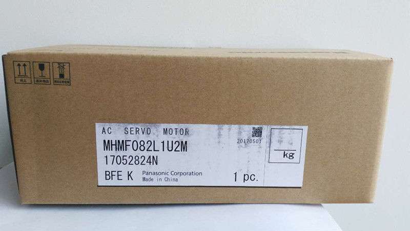 MHMF082L1U2M AC Servo motor 80mm 750w 3000rpm 2.4Nm