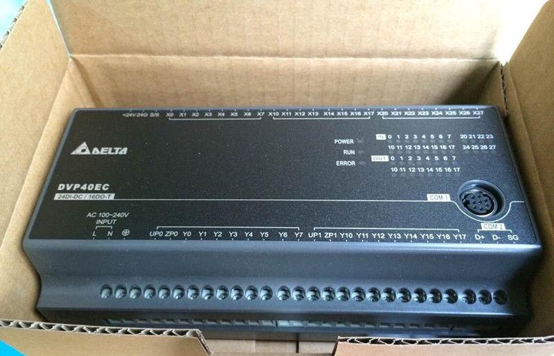 DVP40EC00T3 Delta EC3 Series Standard PLC DI 24 DO 16