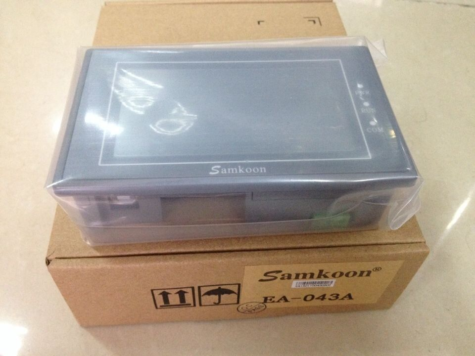 EA-043A Samkoon HMI Touch Screen 4.3inch 480*272 new in box