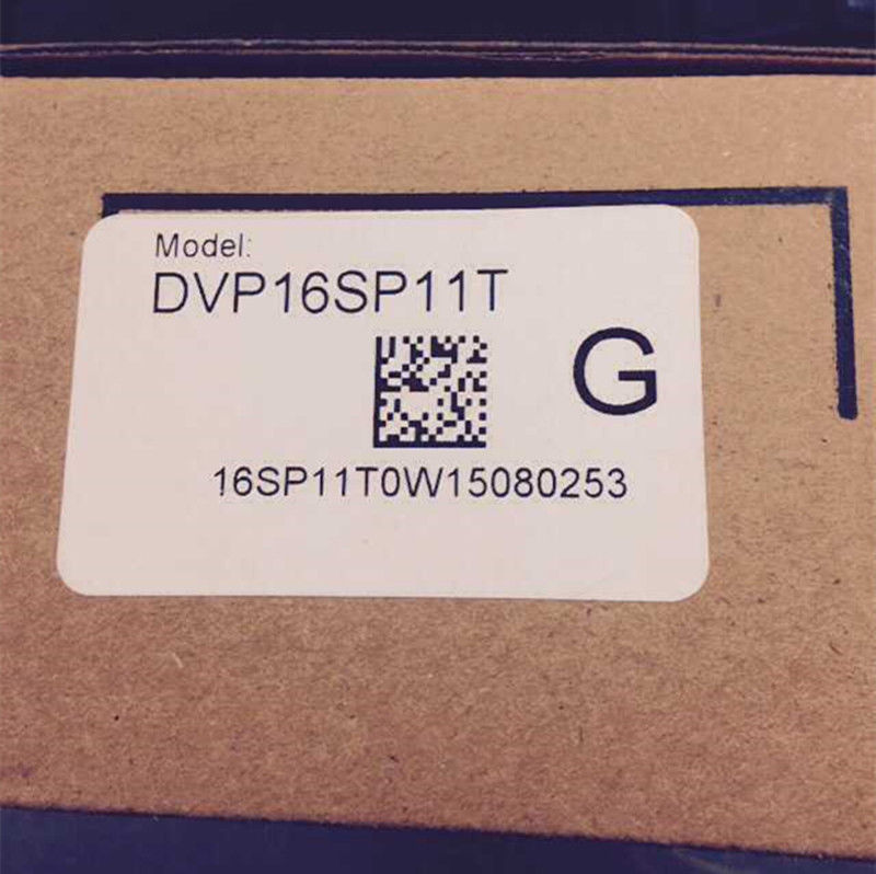 DVP16SP11T Delta S Series PLC Digital Module DI 8 DO 8 Transistor(NPN) n