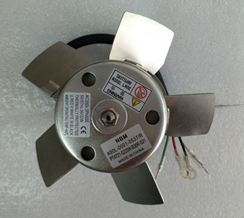 A90L-0001-0537/R compatible spindle motor Fan for fanuc CNC repair witho
