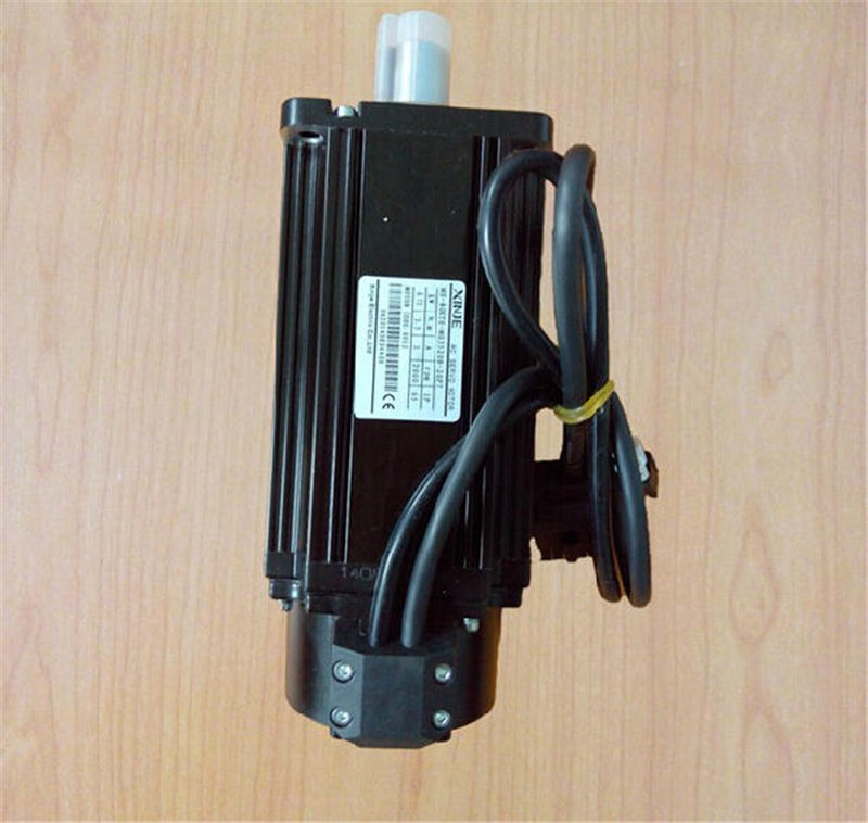 220V 0.75KW 750W 3.5N.m 2000rpm AC Servo Motor Drive kits  with 3M cable