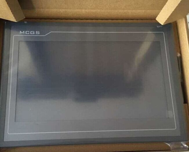 TPC1061Ti MCGS HMI Touch Screen 10.2inch 1024x600 Ethernet with program
