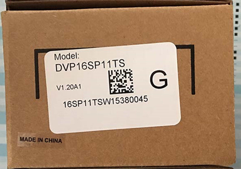 DVP16SP11TS Delta S Series PLC Digital Module DI 8 DO 8 Transistor(PNP)