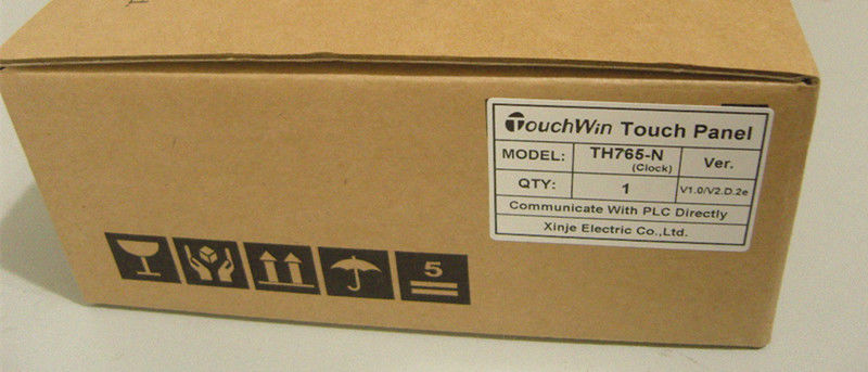 TH765-N XINJE Touchwin HMI Touch Screen 7 inch with program cable new
