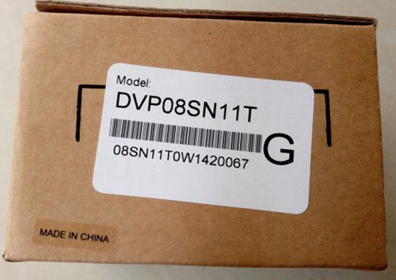DVP08SN11T Delta S Series PLC Digital Module DO 8 Transistor new in box