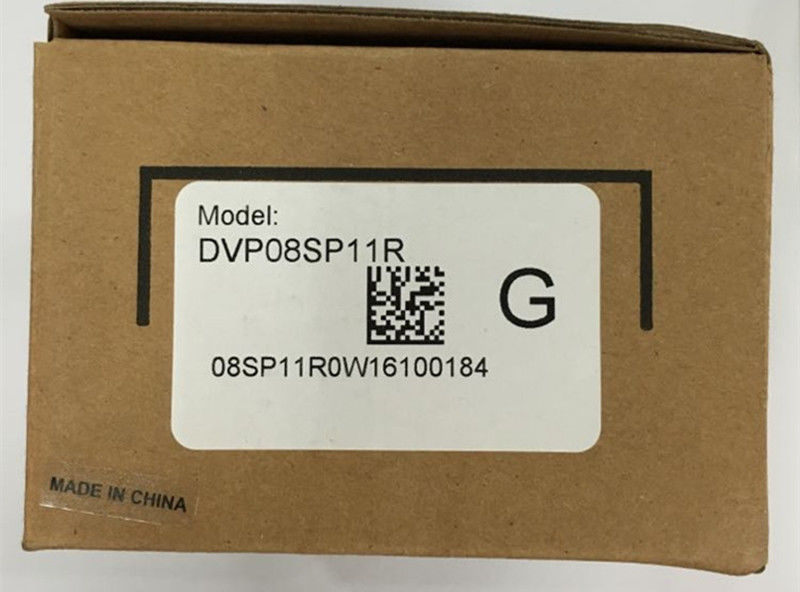 DVP08SP11R Delta S Series PLC Digital Module DI 4 DO 4 Relay new in box