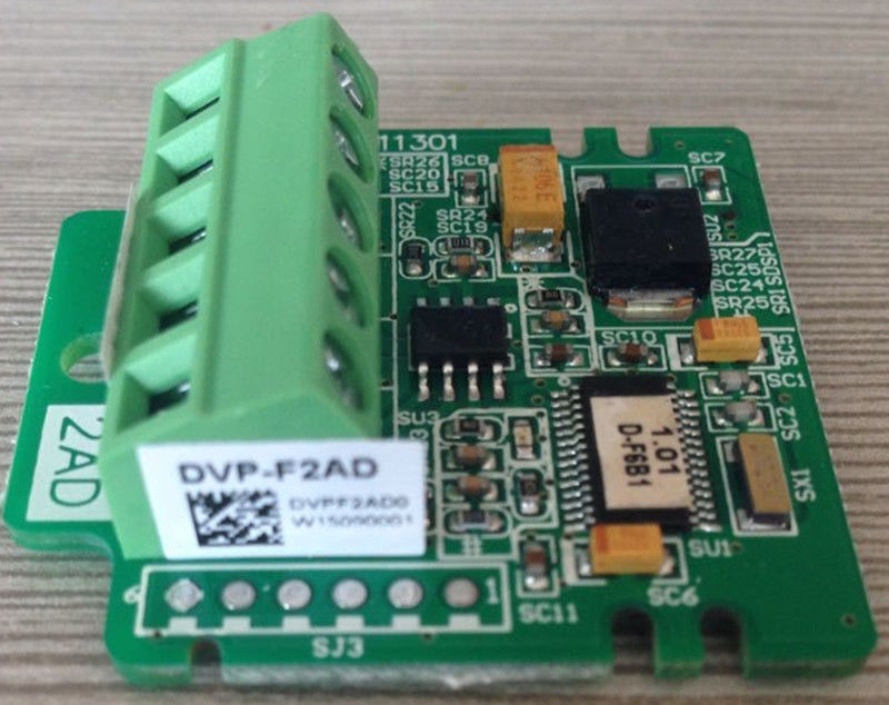 DVP-F2AD Delta EH2/EH3 Series PLC Function Card new in box