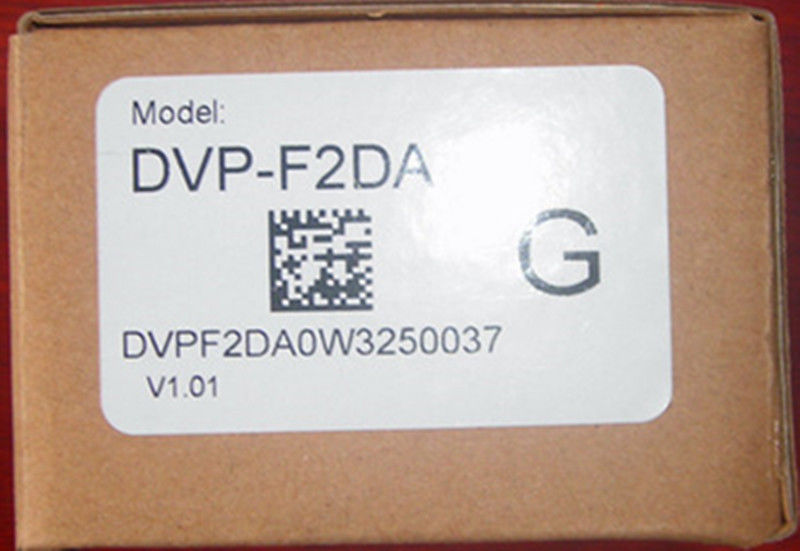 DVP-F2DA Delta EH2/EH3 Series PLC Function Card new in box