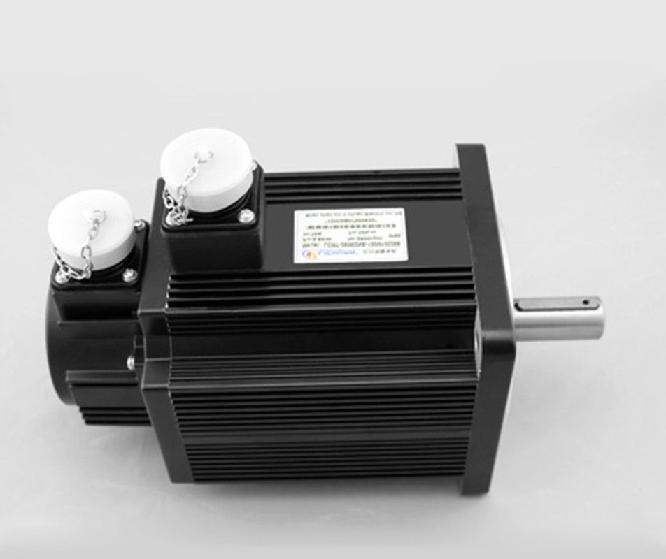 3phase 220V 1500w 1.5kw 10N.m 1500rpm 130mm AC servo motor drive kit 250