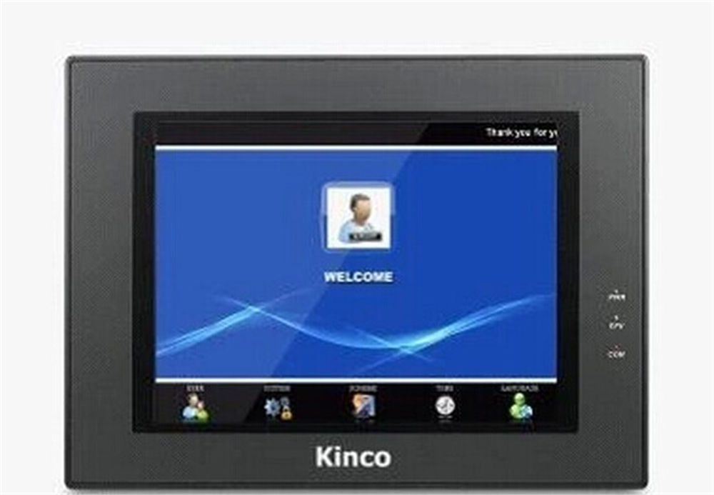 MT4513TE Kinco HMI Touch Screen 10.4inch 800*600 Ethernet with program c