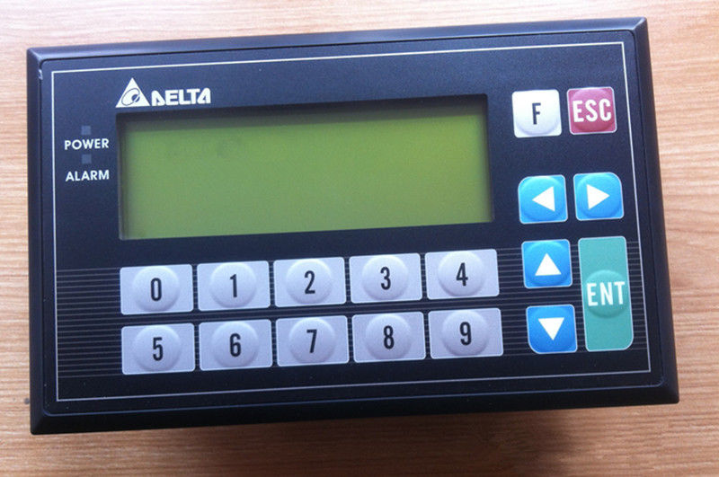 TP04P-21EX1R Delta Text Panel with built-in PLC TP04G-BL 8DI/8DO 4AI/2AO