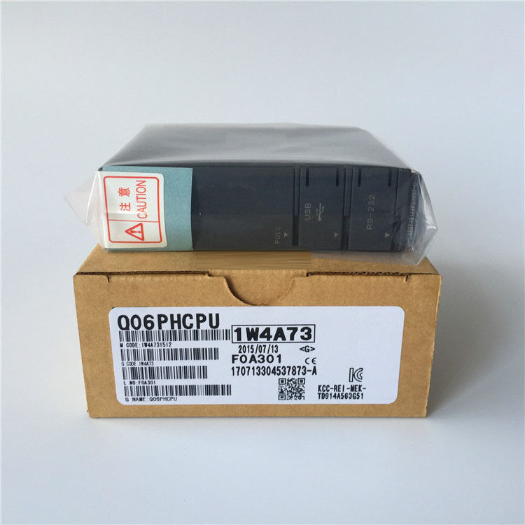 BRAND NEW MITSUBISHI CPU Q06PHCPU IN BOX