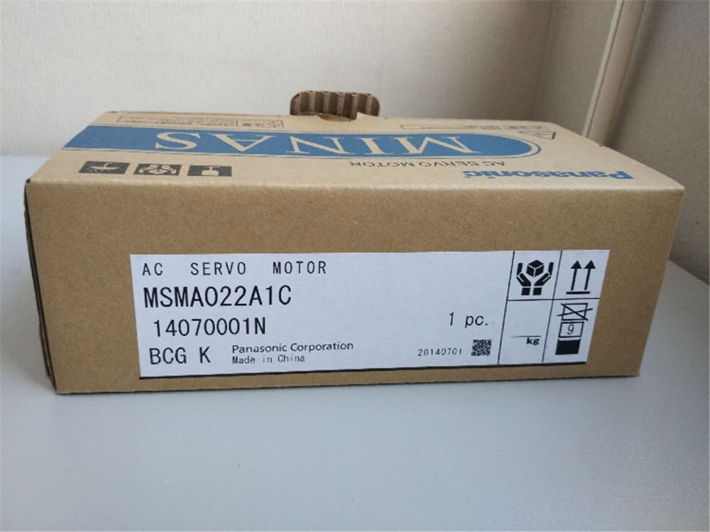 100% NEW PANASONIC AC Servo motor MSMA022A1C in box
