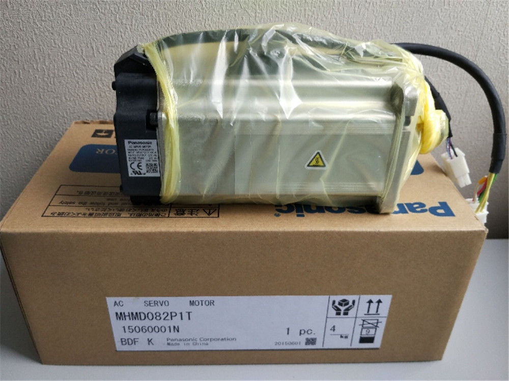 100% NEW PANASONIC AC Servo motor MHMD082P1T in box