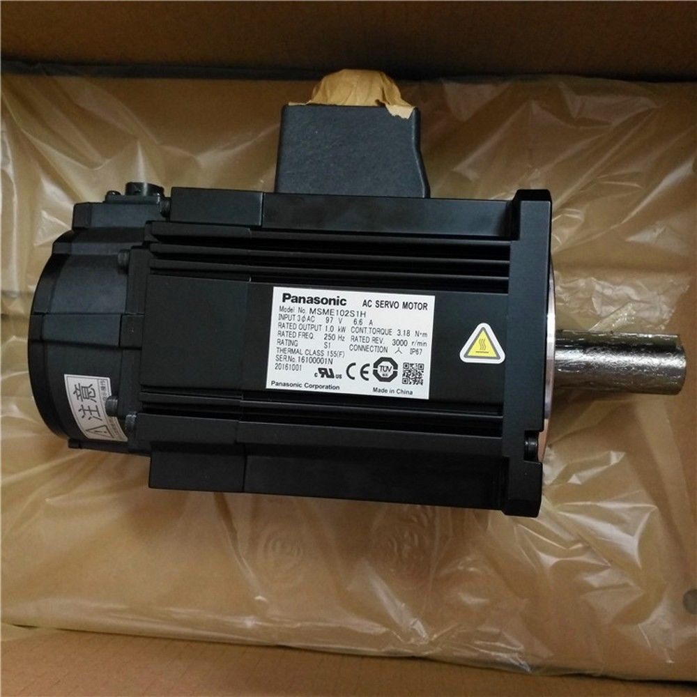 BRAND NEW Panasonic MSME102S1H AC Servo Motor in box