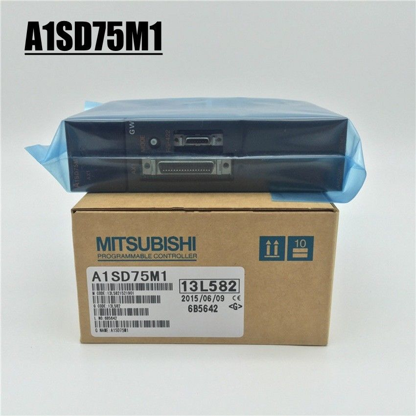 BRAND NEW MITSUBISHI PLC A1SD75M1 IN BOX