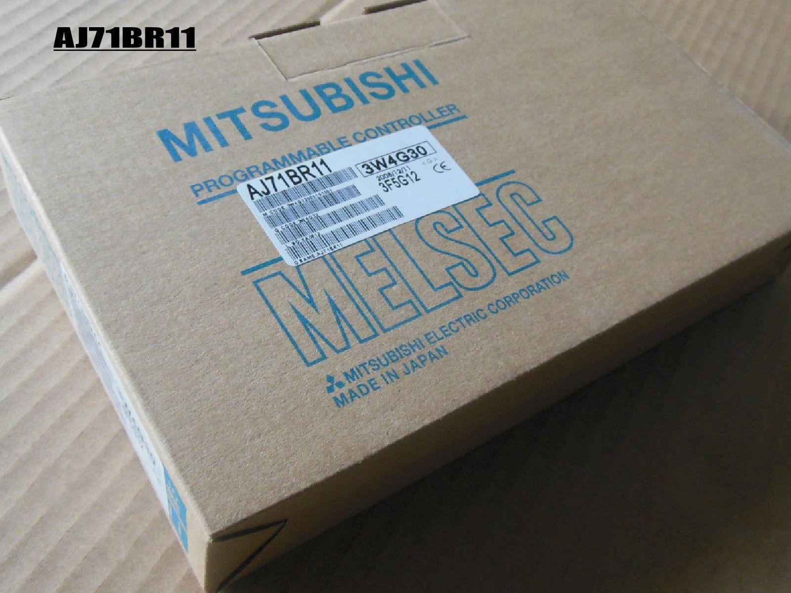 100% NEW MITSUBISHI MODULE AJ71BR11 IN BOX