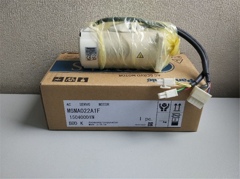 100% NEW PANASONIC servo motor MSMA022A1F in box