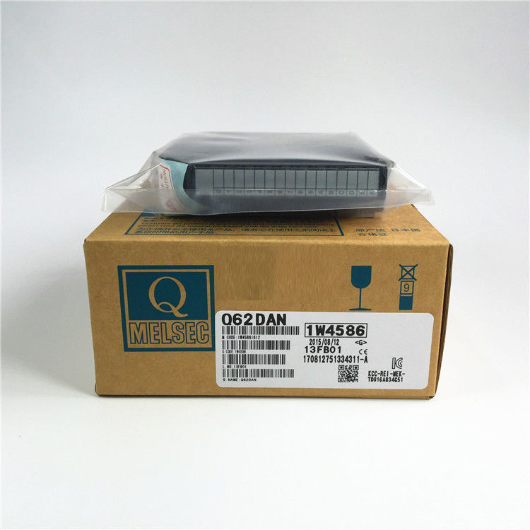 100% NEW MITSUBISHI PLC Module Q62DAN IN BOX