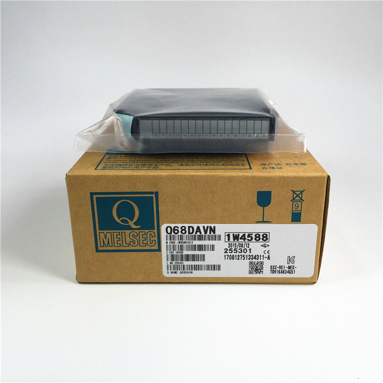 NEW MITSUBISHI PLC Module Q68DAVN IN BOX