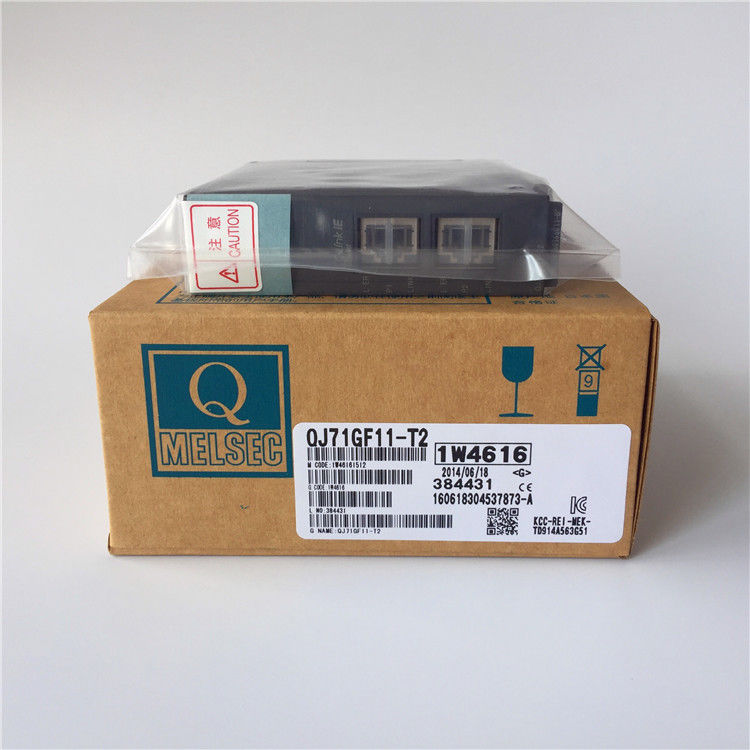 BRAND NEW MITSUBISHI PLC Module QJ71GF11-T2 IN BOX QJ71GF11T2