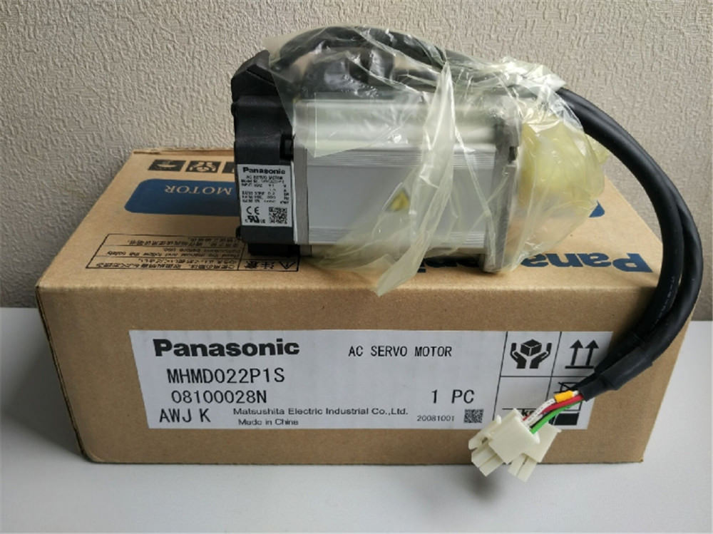 100% NEW PANASONIC servo motor MHMD022P1S in box